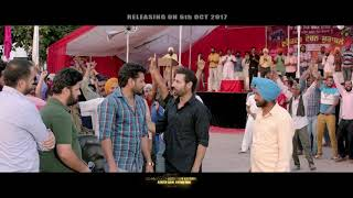 Bailaras (Dialogue Promo - 5) Binnu Dhillon | Prachi Tehlan | Releasing on 6th October 2017