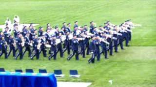 United States Air Force Academy Marching Band
