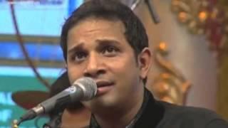 Karthik - Chennaiyil Thiruvaiyaru - Maha Ganapathim - Fusion