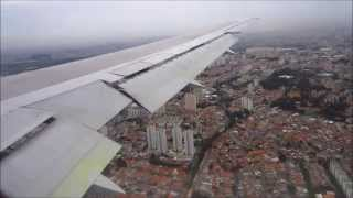 Video Air Canada Boeing 767-300ER approach + landing / pouso @ São Paulo Guarulhos download MP3, 3GP, MP4, WEBM, AVI, FLV Juli 2018