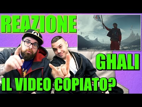 GHALI - Cara Italia (Prod. Charlie Charles) | RAP REACTION | ARCADE BOYZ