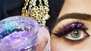 kashee's Inspired Bridal Look With Kashee Products/ kashee's 3d Diamond powders Review