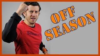 Offseason Break from New OSA Training Videos