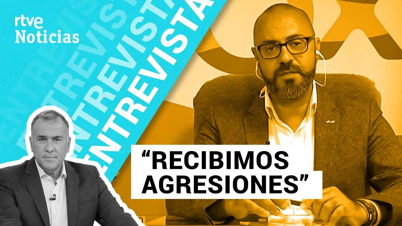 Entrevista a RICARDO MORADO | Los desayunos de TVE | RTVE