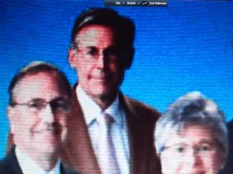 President/CEO Bill Simon, ignores Valdosta, GA Department Manager,
