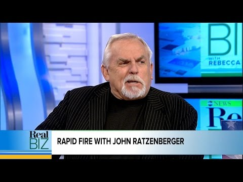 John Ratzenberger's Favorite Pixar Voice  Real Biz with Rebecca Jarvis  ABC