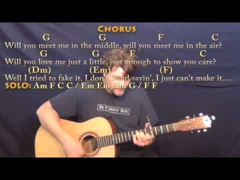 Sister Golden Hair (America) Strum Guitar Cover Lesson with Chords/Lyrics - Capo 4th