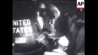 US Space Flight Thrills The World (MA-6) 1962 1(2)