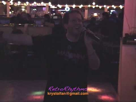 Singing The Jets You Got It All (80's Ballad) Karaoke