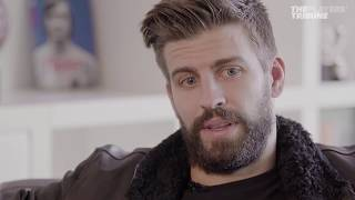 How Gerard Piqué's Move From Barcelona to Manchester United Shaped Him