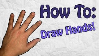 How To Draw Hands! [Art Theory]
