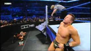 Smackdown 12/24/10 Randy Orton vs The Miz