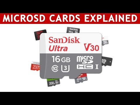 MicroSD Cards Explained | Drones, Cameras, Smartphones