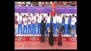 29-06-2013: Azzurri d'oro ai giochi del mediterraneo in Turchia. Le premiazioni