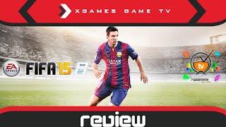 Обзор FIFA 15 (Review)