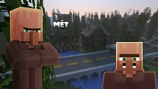 ĐÂY LÀ CUỘC SỐNG CỦA 1 DÂN LÀNG ĐẶC BIỆT trong Minecraft