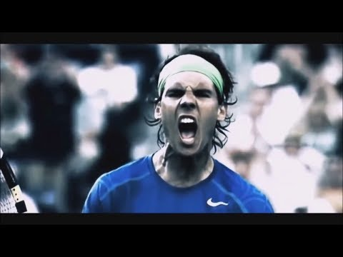 Rafael Nadal - Top 10 Wild Extended Grunts after a Winner