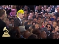Twenty One Pilots Takes Off Their Pants | Audience Cam | 59th GRAMMYs