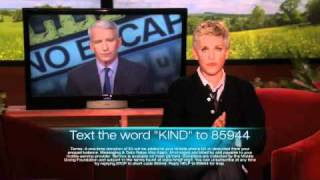 You Can Help Ellen Support The Trevor Project