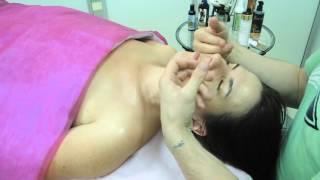 скульптурный массаж лица. ручная пластика лица видео 8