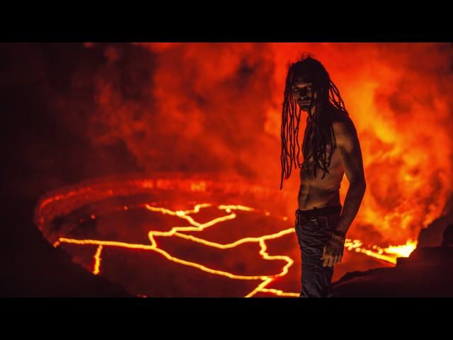 Stao je na ivicu vulkana i napravio najneverovatniji snimak ikada!