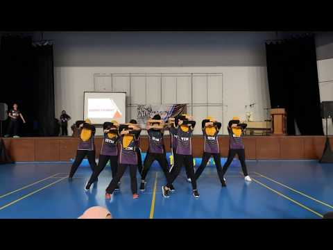( JOHAN ) - MIVG 2018 Aerodance by UiTM Sg Buloh ( CLOSING CEREMONY in UKM )