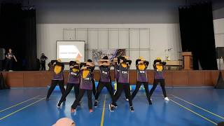 ( JOHAN ) - MIVG 2018 Aerodance by UiTM Sg Buloh ( CLOSING CEREMONY in UKM ) thumbnail
