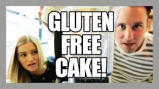 How To Make A Gluten Free Cake | Ijustine Cooking