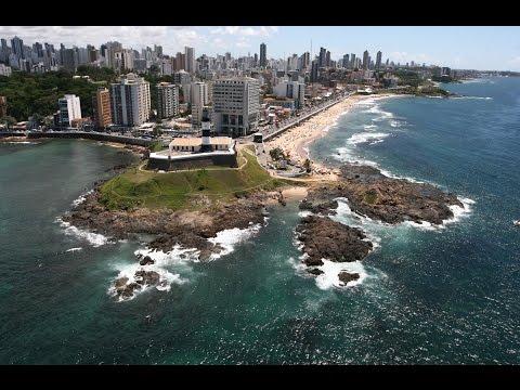 """Cidade do Salvador - Bahia """"Terra da Alegria"""""""