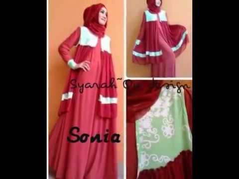 Online Shop Baju Muslim Jual Gamis Syar I Model Terbaru Modern