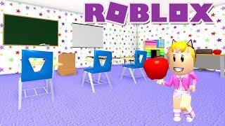 New Back To School Update!! Roblox: SCHOOL🍎 MeepCity