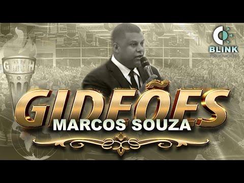 """Pr. Marcos Souza I Gideões 2017 Tema: """"Devolvendo sua Mitra""""."""