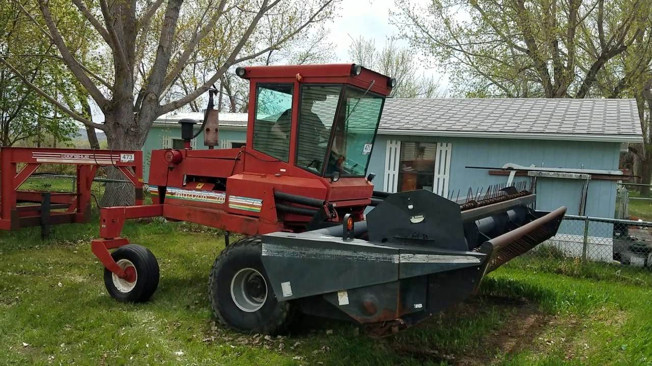 For Sale: MacDon 7000 Swather