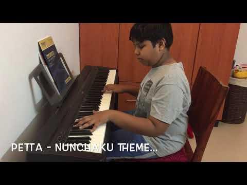 PETTA - Nunchaku Theme
