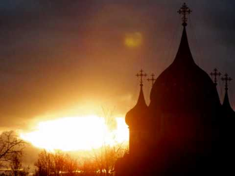 "RUSSIAN ORTHODOX CHURCH MUSIC ""Hallelujah"" - WATCH LINK INFO"