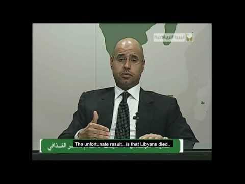 Seif Al Islam Speech - Full Translation