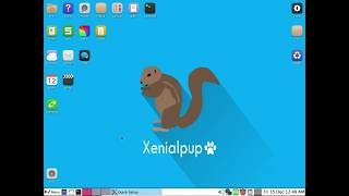 Puppy Linux XenialPup 7.5 Review - What a Light Pup!