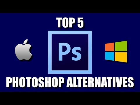Top 5 Free Photoshop Alternatives 2017