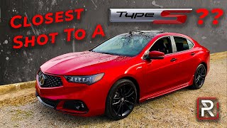 """The 2020 Acura TLX PMC is the Ultimate Acura Sport Sedan Until """"Type S"""" Returns"""