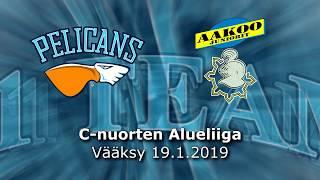La 19.1.2019 Pelicans C1 Team - AaKoo/KY-80