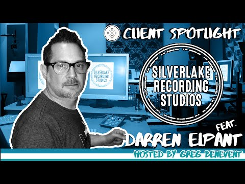 Website Depot's Daily Digital Podcast | Interview with Darren Elpant of Silverlake Recording Studios
