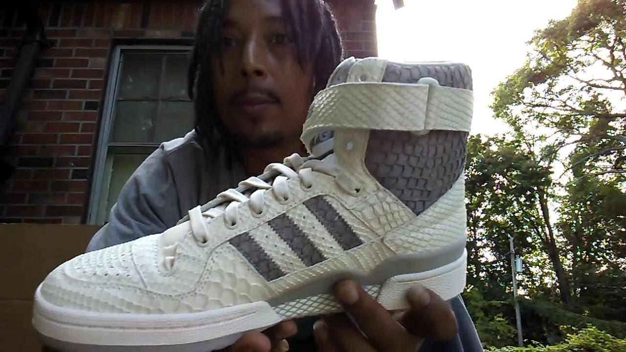 online store 91ce4 af590 2016 Adidas forum SnakeSkin Hi Og🔥🔥🔥💨