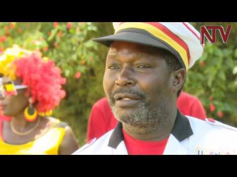 """Omuwagizi w'omupiira """"Uncle Money""""  ayolekedde okusubwa olw'e Gabon"""