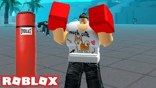MAYWEATHER VS JASE em ROBLOX (Boxing Simulator 2)