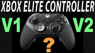 Xbox Elite Controller 1 vs 2 » Should you Upgrade to Version 2?