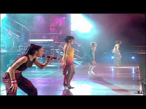 스파이스 걸스 Spice Girls  Wannabe  Show