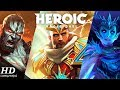 Heroic - Magic Duel Android Gameplay [1080p/60fps]