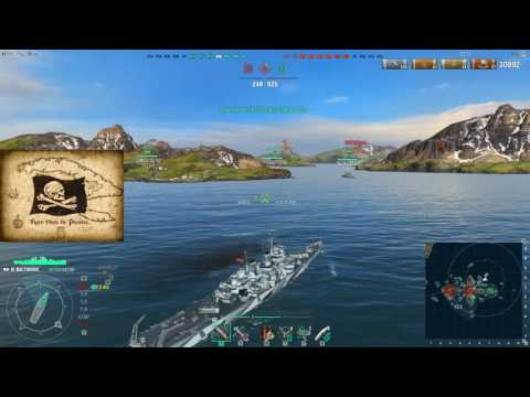 World of Warships - Baltimore Guide and How To