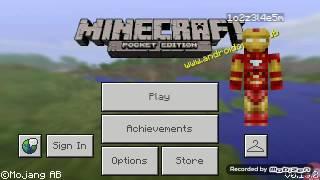 Minecraft pe eşya hilesi