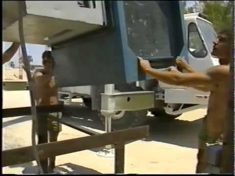 UNTAG   A distant Peace 17 Construction Squadron Namibia 1989 90